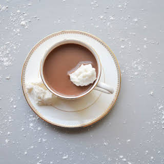 Sipping Chocolate for Cold Winter Nights.