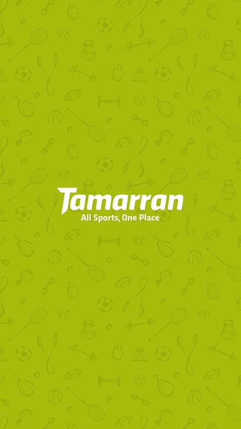 ‫Tamarran - تمرّن‬‎- screenshot