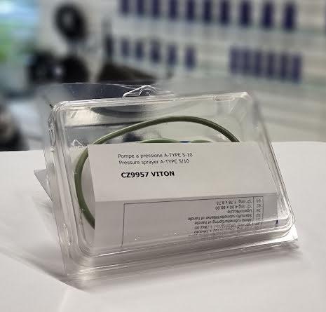 Packningssats ACID 10L
