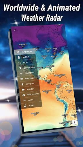Weather Forecast - Weather Radar & Weather Live 1.4.7 screenshots 3
