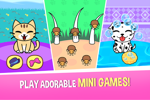 My Virtual Pet Shop - Cute Animal Care Game  screenshots 3