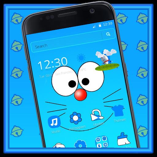 Blue Cat Anime Theme