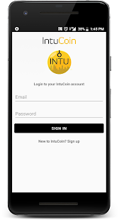 Download IntuPay - IntuCoin Wallet For PC Windows and Mac apk screenshot 2