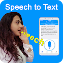 Speech to Text : Voice Notes & Voice Typing App icon