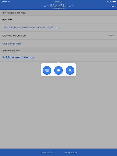 Hay Menu screenshot 9