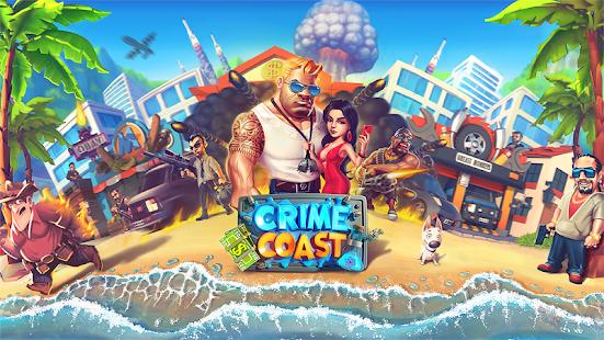 Crime Coast: Mafia Wars mod apk