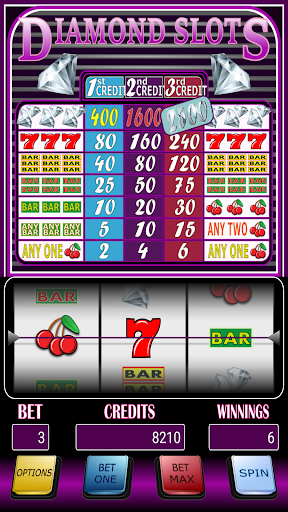 Diamond Slots Slot Machine