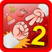 Rock Paper Scissor 2 - Christmas Game