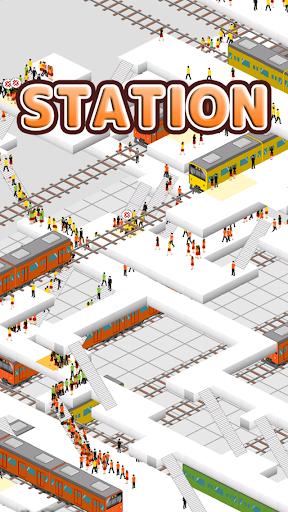 STATION -Rail to tokyo station