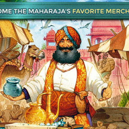 Jaipur: A Card Game of Duels v1.0 Apk Mod + Data