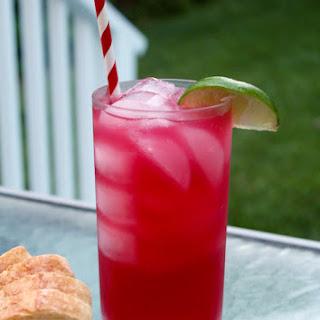 Skinny Fizzy Sea Breeze Cocktails & Mocktails