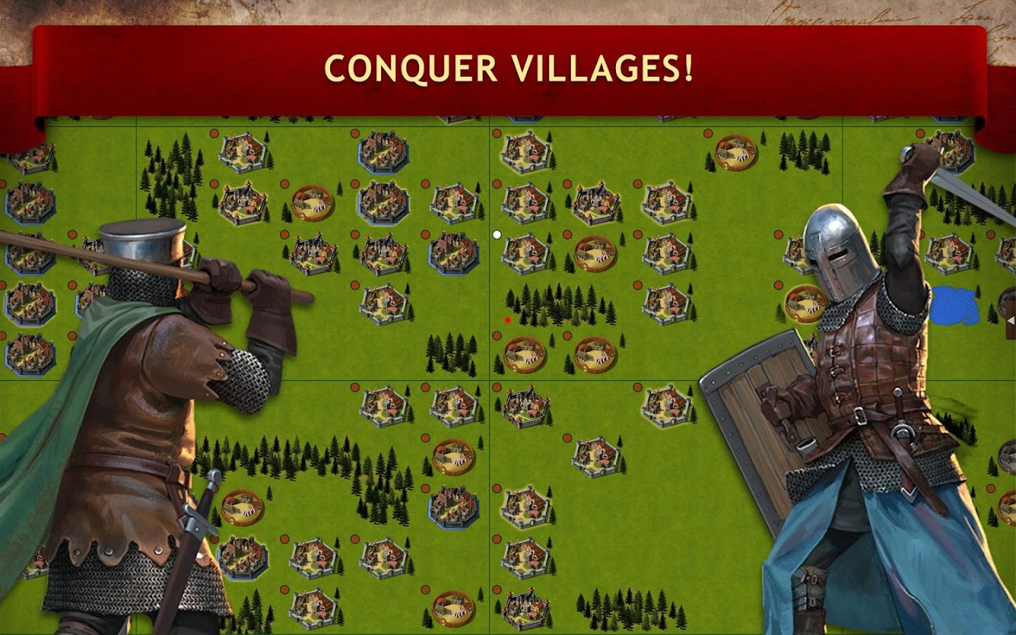 Tribal Wars- screenshot