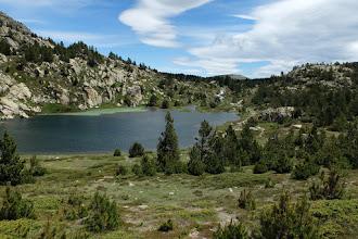 Photo: Capcir:  estany de Vallell