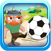 Barbarian Crazy Football game