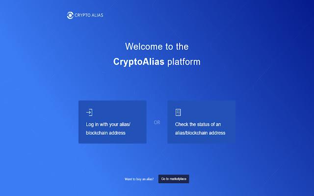 CryptoAlias