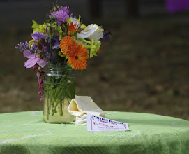 Photo: Flowers © The Priston Festival 2009, photo: Jacqueline Ross