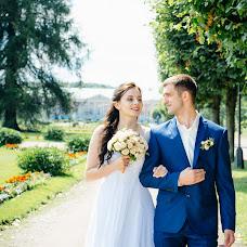 Wedding photographer Vladimir Livarskiy (vladimir190887). Photo of 25.07.2016