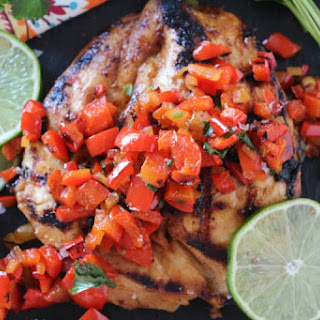 Tequila Lemon Chicken Recipes