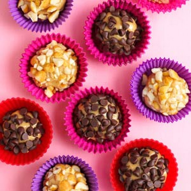 Easy Peanut Butter Truffles Recipe | Yummly