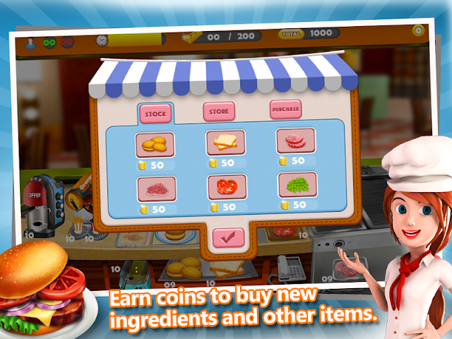 android Rapide Tycoon Street Food Screenshot 12