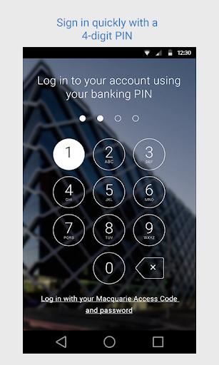 Macquarie Mobile Banking