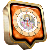 Vishnu Ji Clock Live Wallpaper