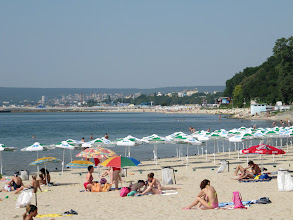 Photo: Day 93 - One of the Beaches  in Varna