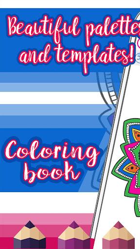 玩免費遊戲APP|下載Coloring Book Free Art Design app不用錢|硬是要APP