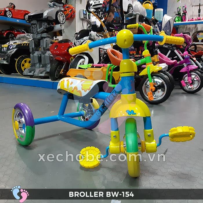 Xe đạp 3 bánh cho bé Broller XD3-154 1