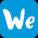 We Park – the parking app icon