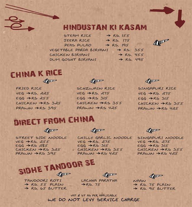 Oh My God-Cafe OMG menu 11