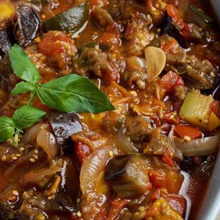 Slow-Cooker Ratatouille Recipe