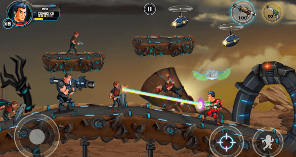 Alpha Guns 2 Screenshot
