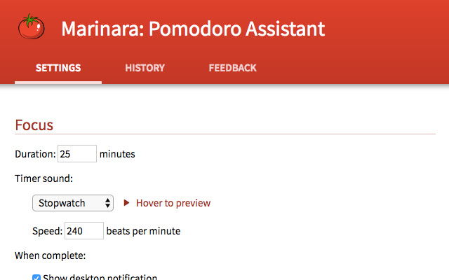 pomodoro-assistant