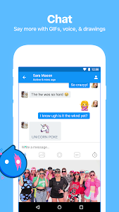 Sochat - Chat with Teams screenshot 2