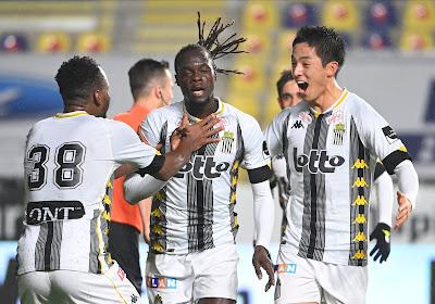 Charleroi retrouve l'efficacité et la victoire