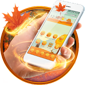 Autumn Free - Launcher Theme 🍂💛