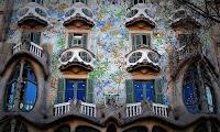 Casa Batlló в Барселоне