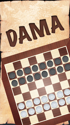 Dama - Turkish Checkers 1.2.11 screenshots 1