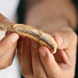 Spanish Fried Anchovies, Boquerones Fritos Recipe