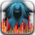 Psychophonic Recorder Paranormal Ghost Detector icon