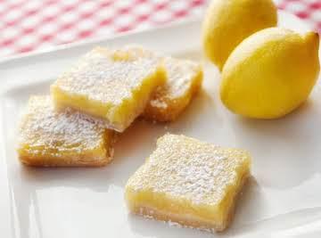 Mama's love lemon bars