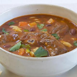 Lamb Minestrone Stew