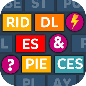 Riddles & Pieces for PC and MAC
