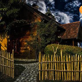 by Alenka Predic - Digital Art Places