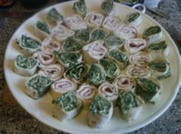 Spinach Rollups Recipe