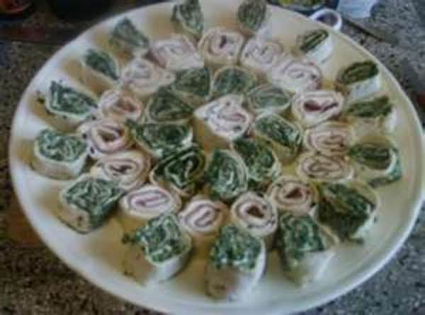 Spinach Rollups Recipe