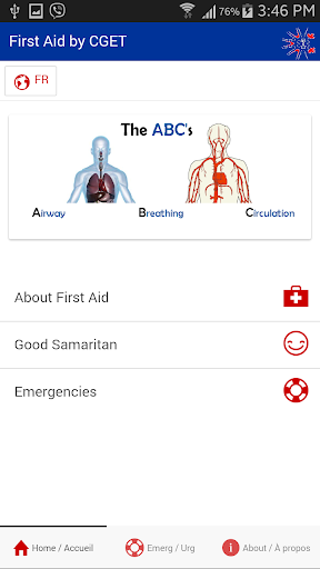 First Aid - CGET Inc