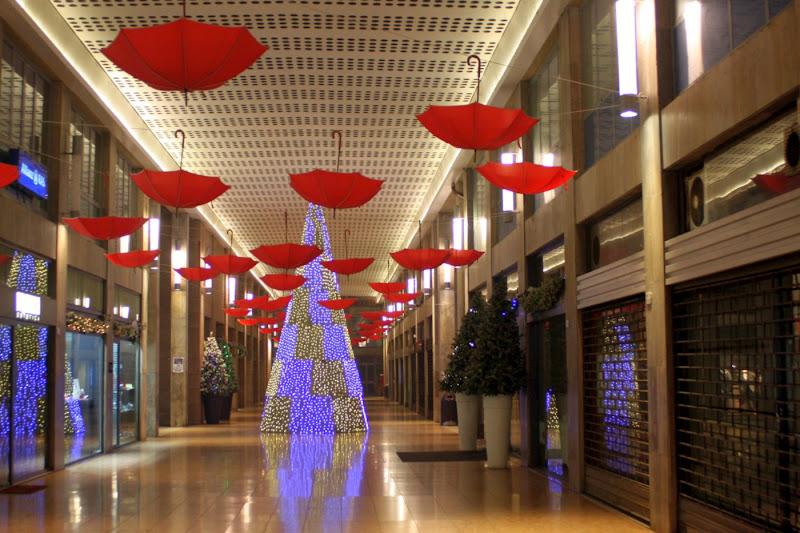 Natale in galleria di paolo-spagg