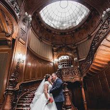 Wedding photographer Roksolyana Miron (lyanausyamyron). Photo of 23.10.2016